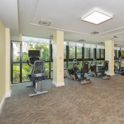 Matthew Hall Fitness Center