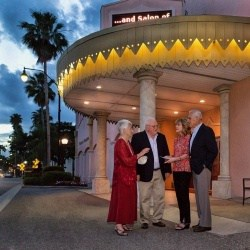 A night out at the Venice Theater